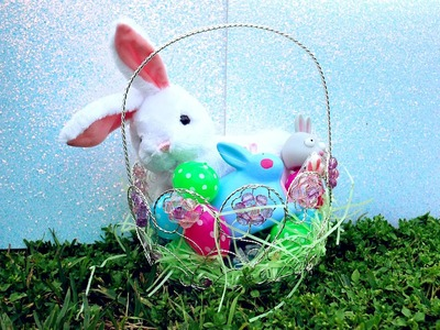 My EASTER basket: Fun ideas from OTC