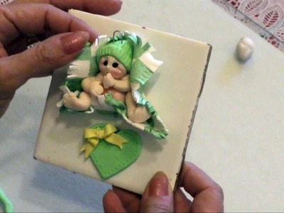 Polymer Clay - How to Make a Cute Baby