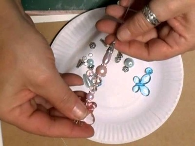 Shabby Chic Butterfly Sprays Tutorial - jennings644