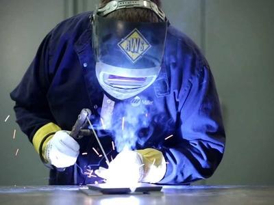Shielded Metal Arc Welding: Part 1