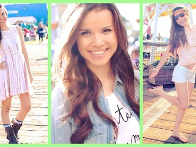 Spring Break Outfit Ideas!