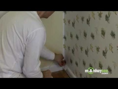 Wallpaper Installation in a Corner Part 2