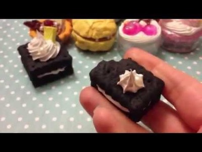 Whipple Creations & Polymer Clay Ice Cream Sandwiches