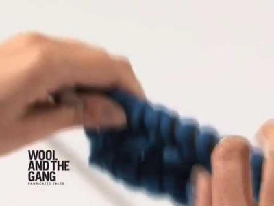 05 le point de riz tutoriel par Wool and the Gang