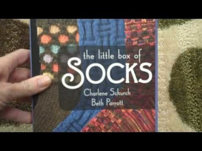 Book Review - The Little Box of Socks