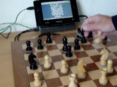 DIY USB Chess Board