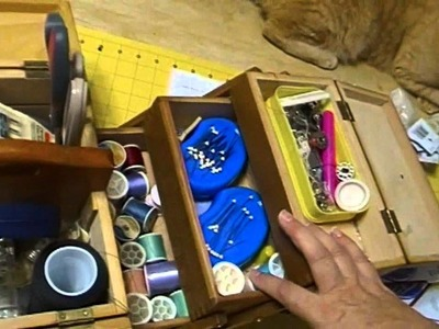 Don't Forget Your Sewing Box When Prepping!  Noreen's Kitchen