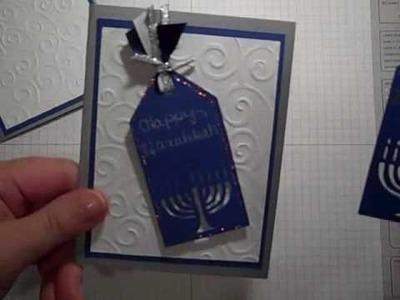 Episode 26 A  Pretty Hanukkah Card