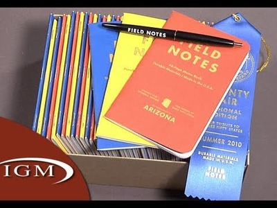 Field Notes Paper Memo Books (Review)