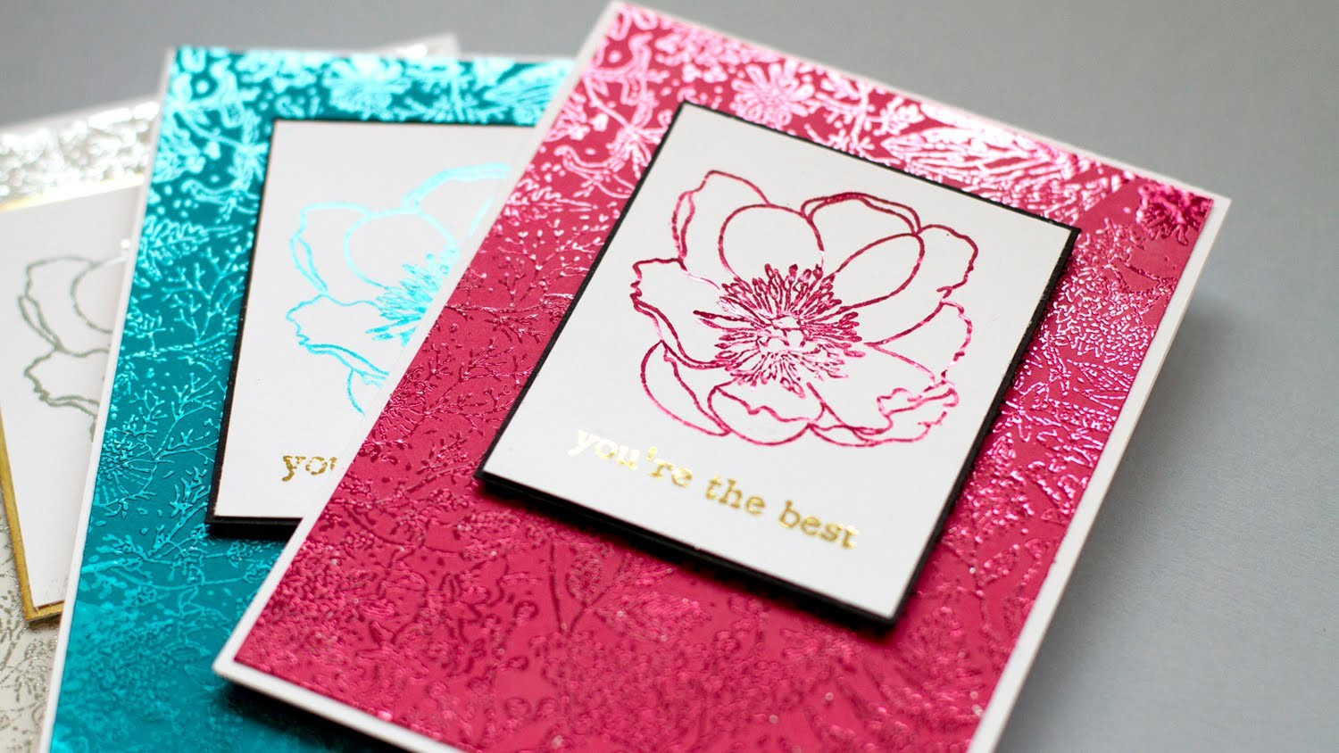 Foil and Stamping