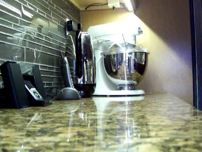 Homemade Kitchen undercabinet SMD LED lighting