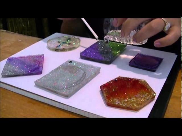 HOW TO DOME YOUR RESIN
