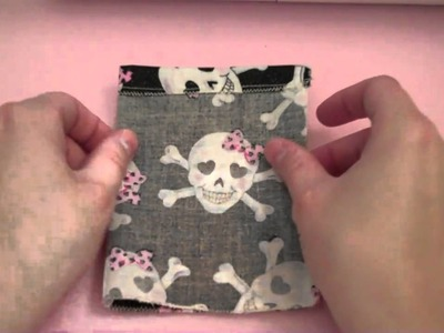How to Make a Small Trinket Gift or Make-Up Bag