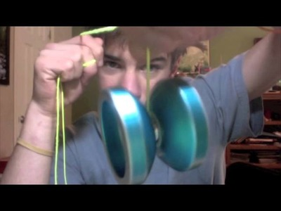 How to make a yoyo sleep for a VERY long time Eric R.