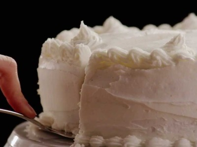 How to Make Heavenly White Cake