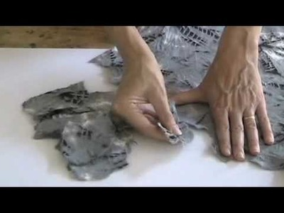 How To - Make Rice Paper Decoupage