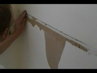 How to Repair Drywall Brown Paper (Part 1) - McCahill Painting