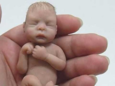 Infants Forever Nursery - Polymer Clay Dolls