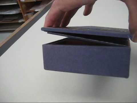 Japanese hidden compartment box