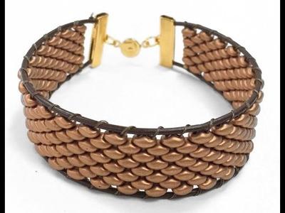 Jewel School Kit Project: Hippie Chick Bracelet