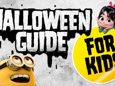 Kid's Halloween Movie Costume Guide 2013 - HD