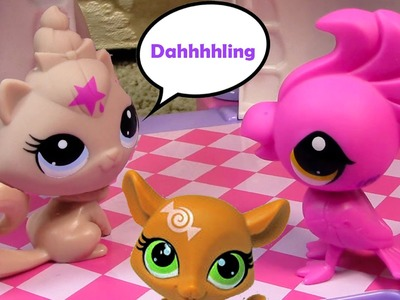 LPS - Empty House - Diva Dahhhhling - Littlest Pet Shop LPS Series Part 1 Video