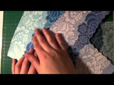 Napkin.Tissue Paper Card