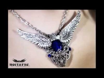 Nocturne : Handmade Gothic Jewellery