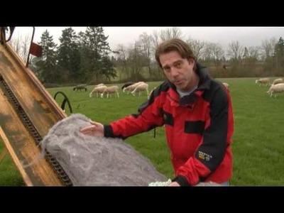 Oregon Shepherd Wool Insulation