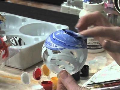 Painting Blue Balls Part 1