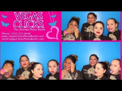 Quinceanera & Wedding Ideas & Themes-Photobooth Rental Las Vegas-VEGAS-CLICKS™ Photo Booth