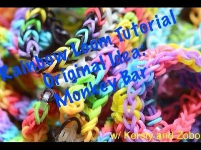 Rainbow Loom Monkey Bar Bracelet