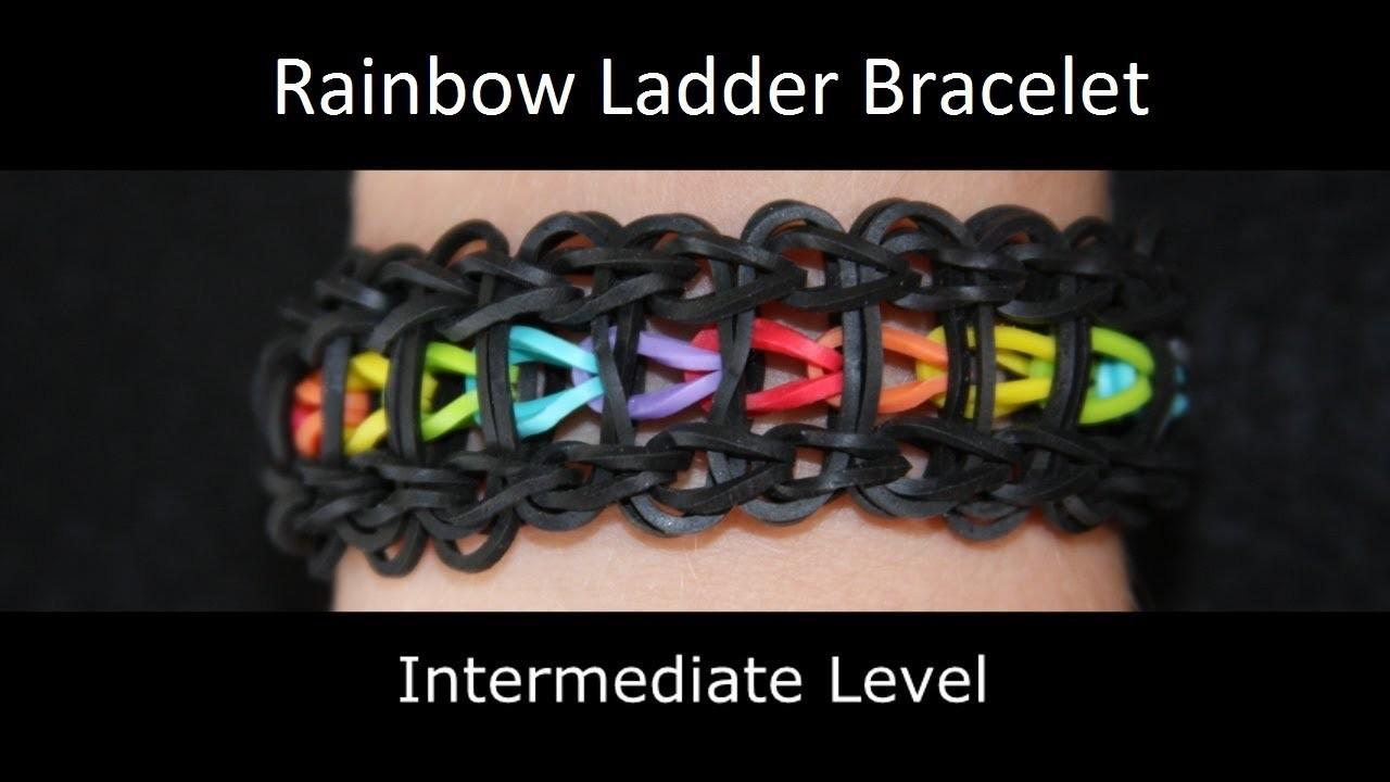 Rainbow Loom® Rainbow Ladder Bracelet
