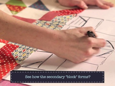 Secondary Quilt Blocks And How They Form