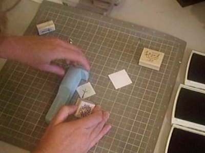 Stamp-a-ma-jig Tutorial by The Saucy Stamper