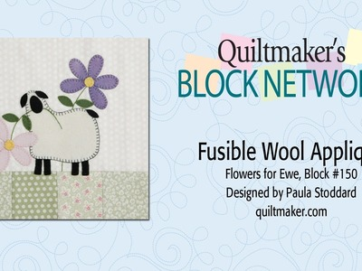 Step by Step Wool Applique