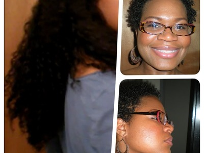 {27} HOW TO GROW Natural Hair LONG, STRONG & HEALTHY (8 TIPS)