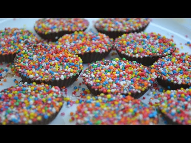 CHOCOLATE FRECKLES - KIDS RECIPE