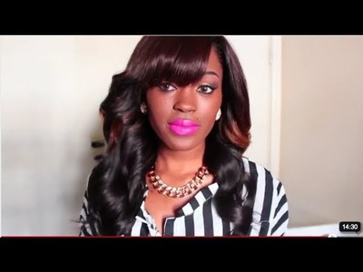 DIY.Trial & Error: Personalize And Transform Your Full Lace Wig