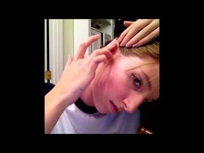 EASY elf ears { Tutorial}
