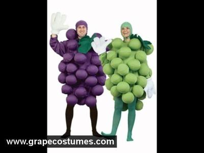 Halloween Costume Ideas: Grape Costumes -  Grapecostumes.com.