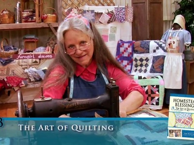 Homestead Blessings - The Art of Quilting - Trailer