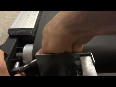 How To Adjust Treadmill Belt - Treadmill Repair