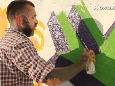 How to Create a 3D Effect | Graffiti