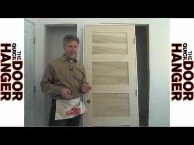 How to Hang & Install Interior Pre-hung Door