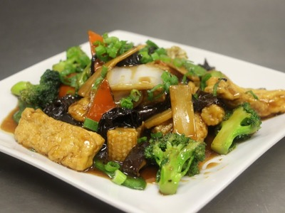 How to Make Buddha's Delight (Mixed Vegetables Delight)