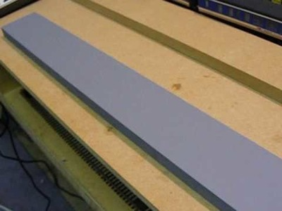 How to make model railway platforms, the easy way