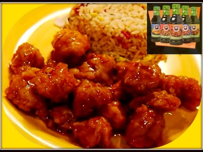 How to make Panda Express Orange Chicken at Home. Simple, Quick and Delicious