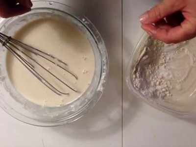 how to make mache paste