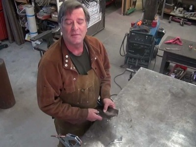 How to Weld a Lap Joint - Kevin Caron